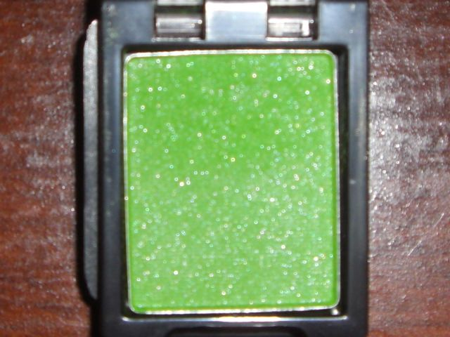 Sally Girl Glow Green Eye Shadow