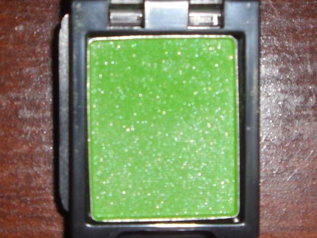 Sally Girl Glow Green Eye Shadow