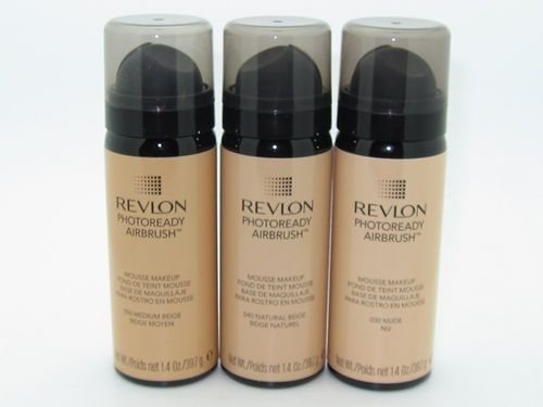 Revlon PhotoReady Airbrush Mousse Makeup