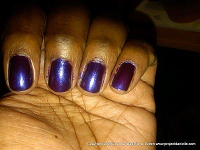E.L.F. Royal Purple