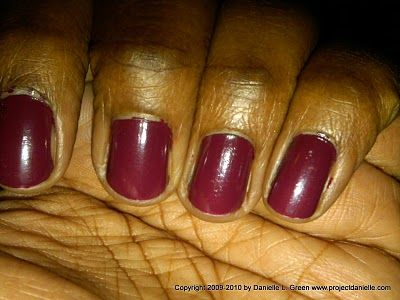 OPI Marooned on the Magnificent Mile