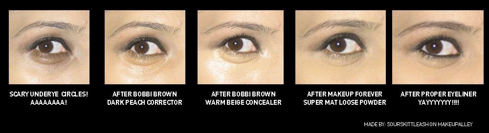Bobbi Brown HOW2 Apply BBu0026#39;s Corrector/Concealer reviews ...