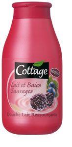 Cottage Milk Shower Milk and Wild Berries