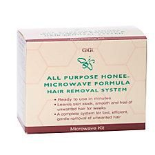 Gigi All Purpose Honee Microwave Formula Wax Kit