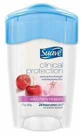 Suave Clinical Protection