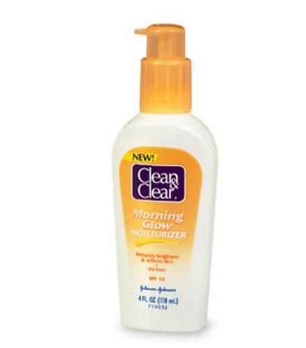 Clean & Clear morning glow spf 15
