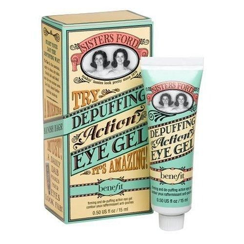 BeneFit Cosmetics DePuffing Action Eye Gel