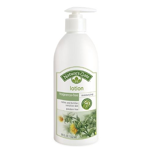 Nature's Gate Fragrance-Free Moisturizing Lotion for Sensitive Skin