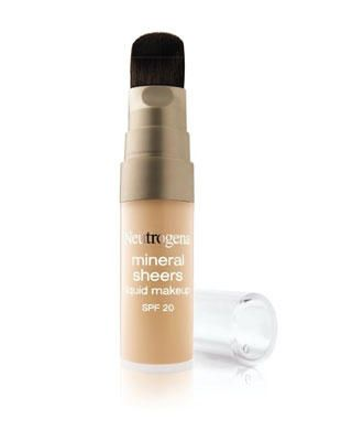 Neutrogena Neutrogena Healthy Mineral Sheers Liquid Makeup SPF 20