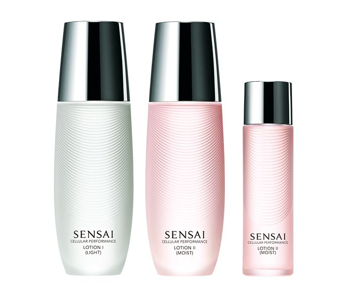 Kanebo Sensai Silk Softening Lotion Moist