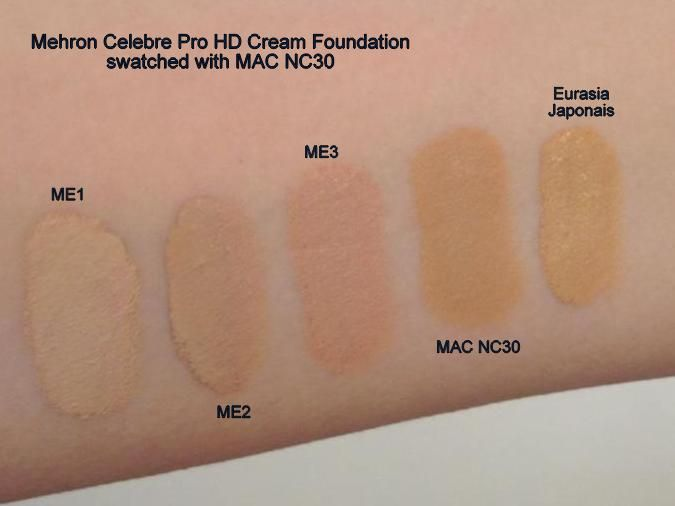 how to use ben nye cream foundation