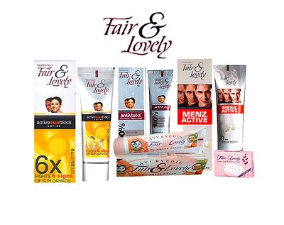 fair and lovely add