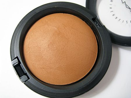 MAC Mineralize Skinfinish Natural - Deep Dark