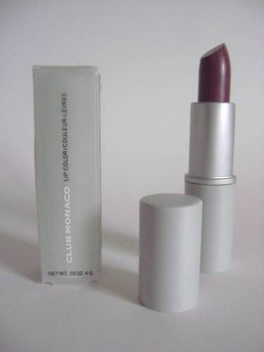 Club Monaco Beauty Sheer Lipstick in Glaze