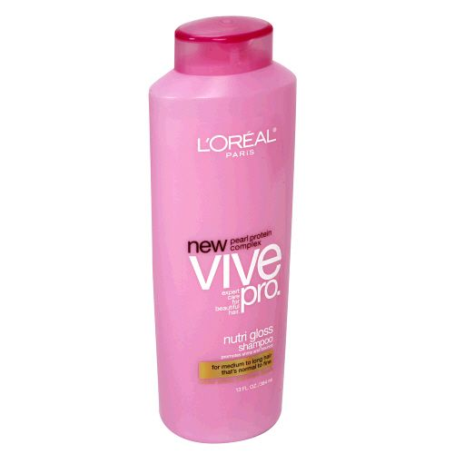 L'Oreal Nutri Gloss for medium to long hair thats damaged