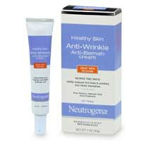 Neutrogena Healthy Skin Anti Wrinkle Anti Blemish Cream