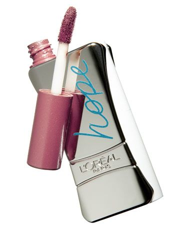 L'Oreal Infallible Never Fail Lipgloss in Color of Hope