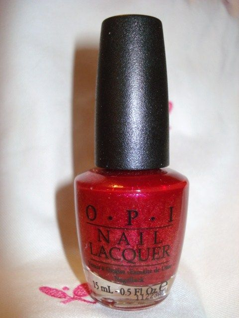 OPI  The Muppets Collection - Meep-Meep-Meep