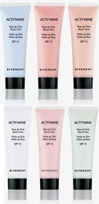 Givenchy Acti Mine Make Up Base