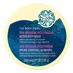 The Body Shop Spa Wisdom Polynesia Monoi Moisture Balm