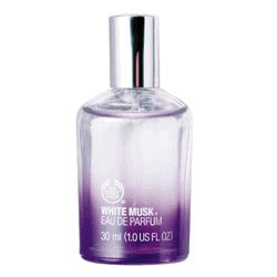 The Body Shop White Musk Line