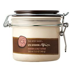 The Body Shop Africa Spa Body Salt Scrub