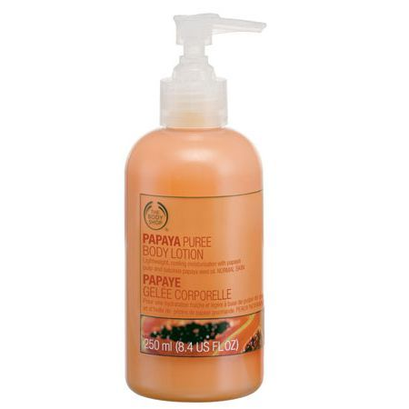 The Body Shop Papaya Puree Body Lotion