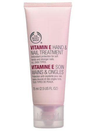 The Body Shop Vitamin E Hand and Nail Cream