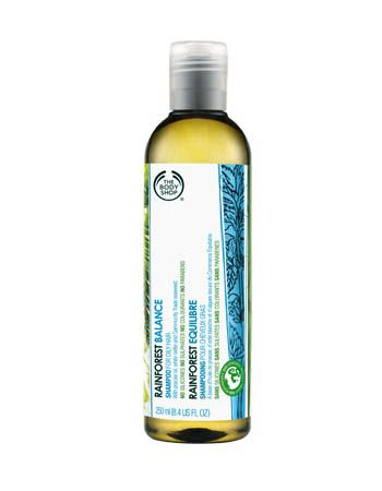 The Body Shop Rainforest Balance Shampoo