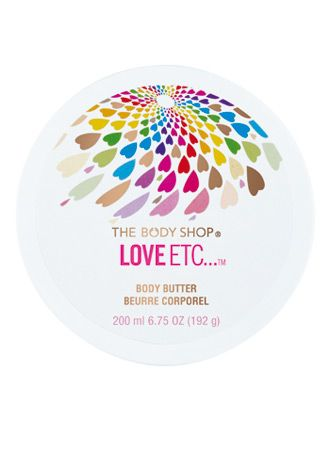 The Body Shop Body Butter - Love etc...