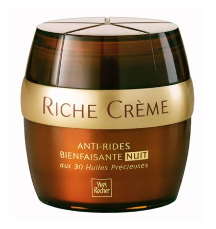 Yves Rocher Riche Creme Wrinkle-Smoothing Night Cream