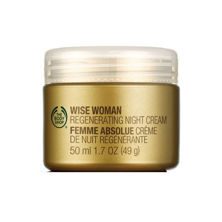 The Body Shop Wise Woman Regenerating Night Cream