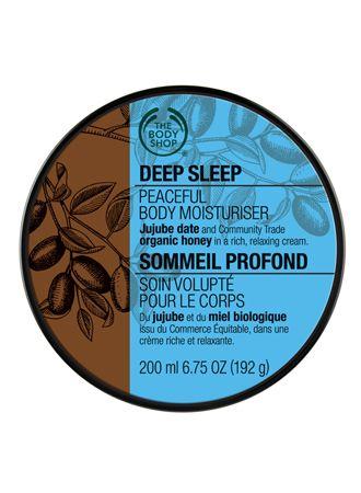 The Body Shop Deep Sleep Peaceful Body Moisturiser