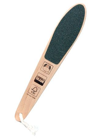 The Body Shop Wooden Foot File