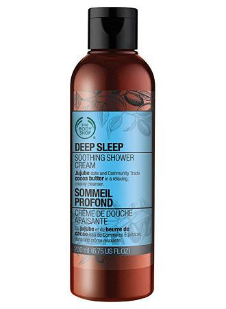 The Body Shop Deep Sleep Soothing Shower Cream