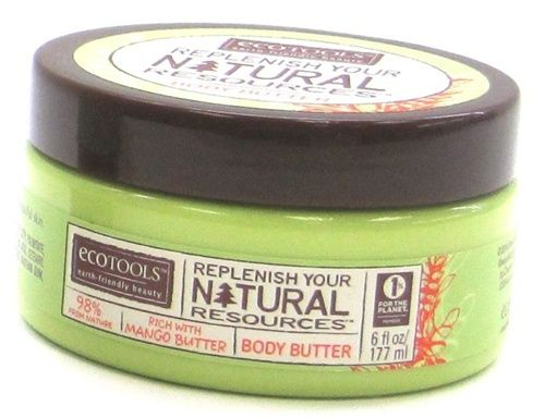 Ecotools  Replenish Your Natural Resources Body Butter