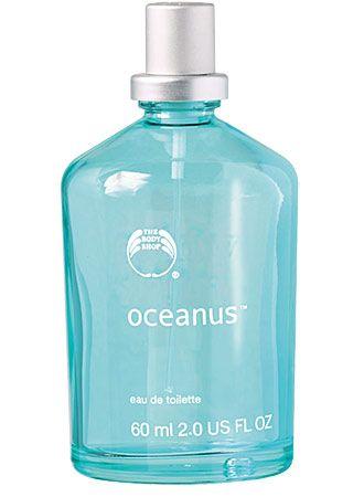 The Body Shop Oceanus Line