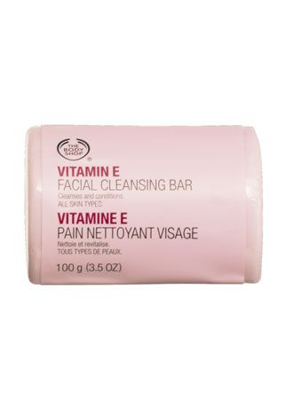 The Body Shop vitamin e facial bar