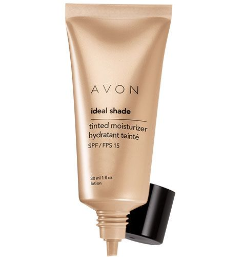 Avon Ideal Shade Tinted Moisturizer SPF 15