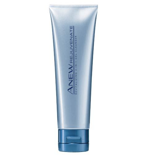 Avon ANEW Rejuvenate 2-in-1 Gel Cleanser