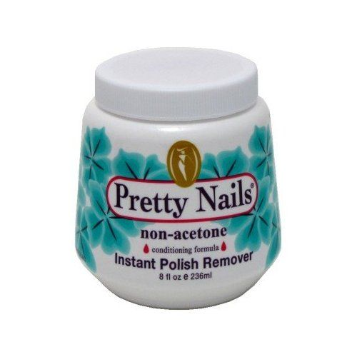 Pretty Nails Non Acetone Nail Polish Remover