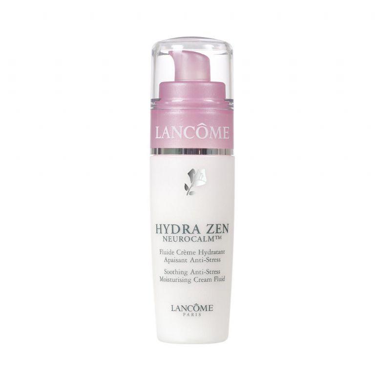 Lancome hydra zen neurocalm moisturising cream fluid