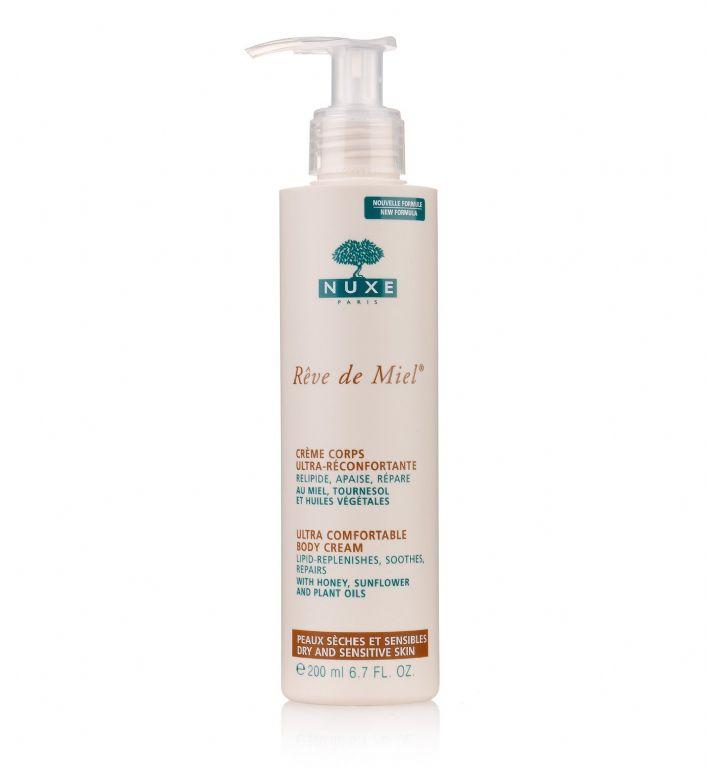 Nuxe Reve de Miel Ultra Comfortable Body Cream