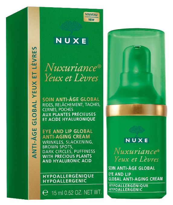 Nuxe Nuxuriance Eye and Lip Global Anti-Aging Cream