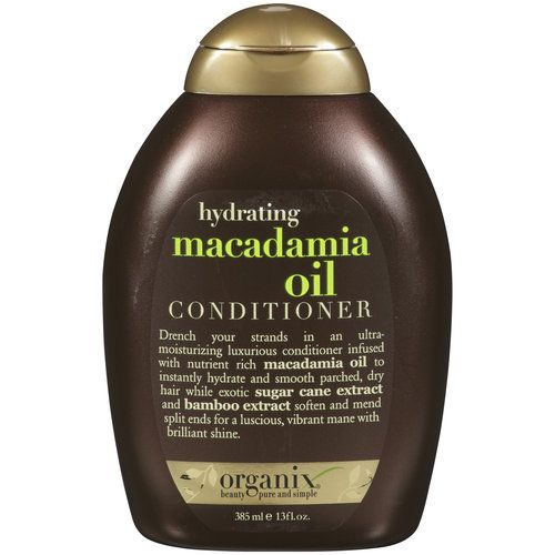 Organix Macadamia Oil Conditioner