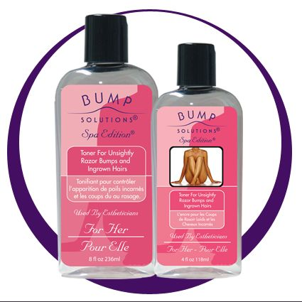 Bump Solutions Spa Edition Toner For Her