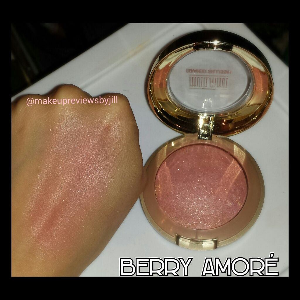 Milani Baked Blush Berry Amore 03 Reviews Photos Ingredients Makeupalley
