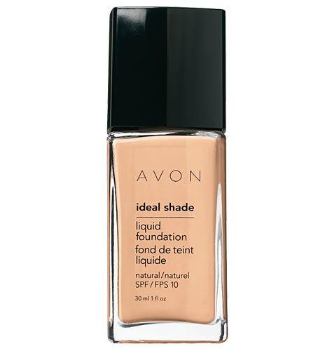 Avon Ideal Shade Liquid Foundation