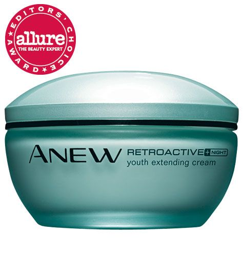 Avon ANEW Retroactive plus night repair cream