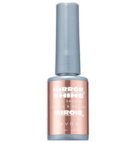 Avon Mirror Shine Nail Color